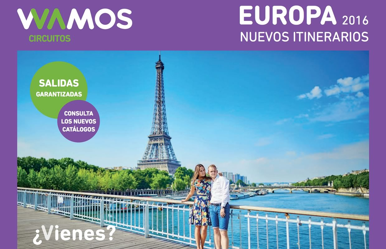 wamos Europa 2016
